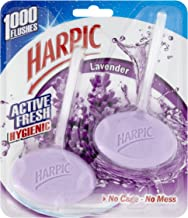 Harpic Active Fresh Hygienic, Lavender, Twin Pack
