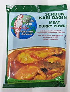 parrot brand curry powder