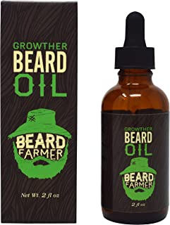 face beard growth oil
