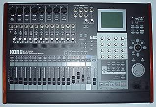 Korg D3200 Digital Recording Studio Console