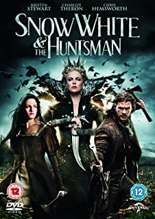 Snow White And The Huntsman [Edizione: Regno Unito] [Reino Unido] [DVD]