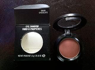 MAC Small Eye Shadow - Swiss Chocolate - 1.5g