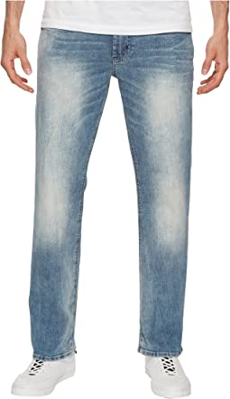 bd9d50148e0 Sanded/Worn/Indigo. 4. Buffalo David Bitton. Driven-X Relaxed Straight ...