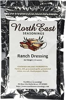 Organic Ranch Dressing Mix