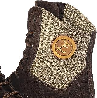 Scarpe Esclusive men's lace-up ankle boots
