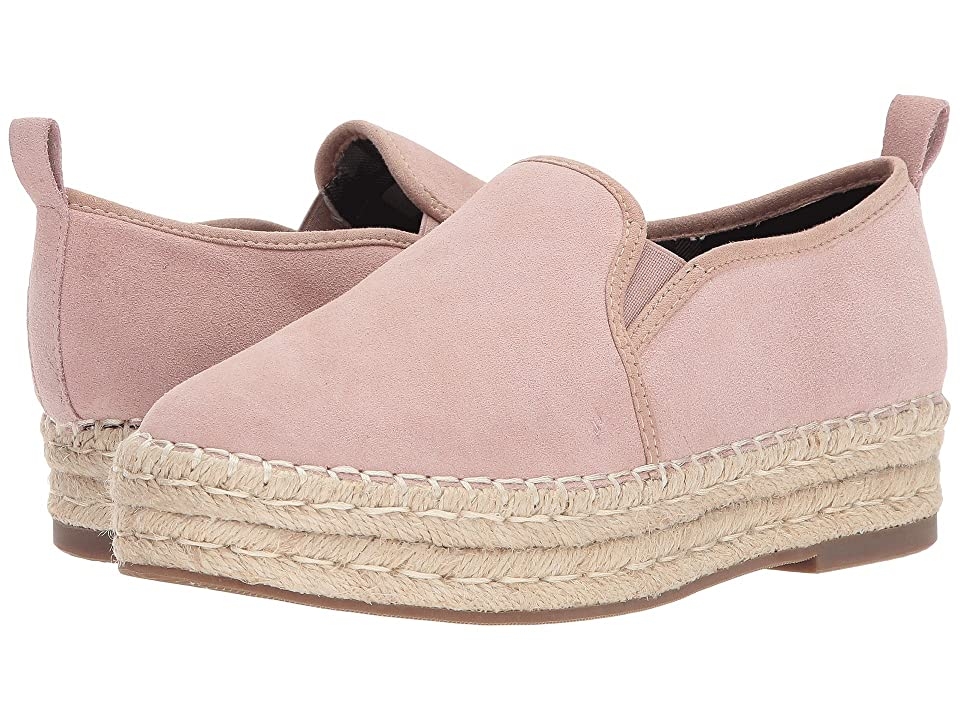 Blondo Basha Waterproof Espadrille (Light Pink Suede) Women