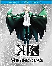 K Missing Kings (BD/DVD Combo Pack)