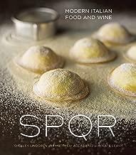 SPQR: Modern Italian Food and Wine [A Cookbook]