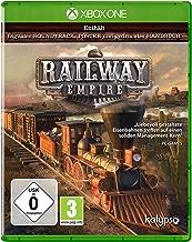 Kalypso Railway Empire, Xbox One Básico Xbox One Alemán vídeo - Juego (Xbox One, Xbox One, Estrategia)