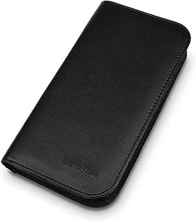 Samsonite Zip Close Travel Wallet, Black