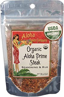 Aloha Spice Company Aloha Prime Steak Seasoning & Rub