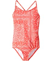Billabong Kids - Bandana Rama One-Piece (Little Kids/Big Kids)