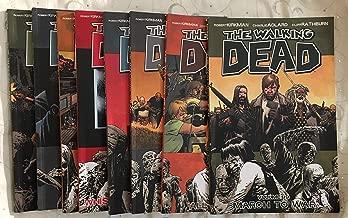 Walking Dead Volumes 19-26 Paperback Book Set