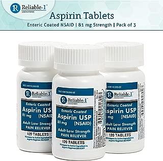 Best low dose aspirin 80 mg Reviews