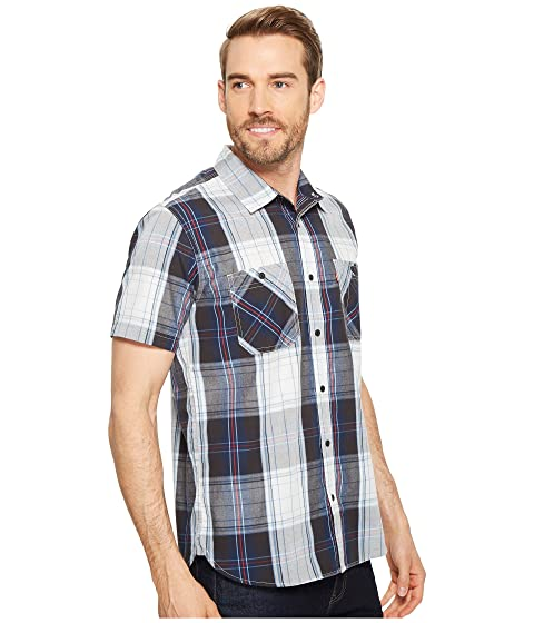 Levi's® Pictou Short Sleeve Shirt Marshmallow Official Site Online t2rat2T7tk
