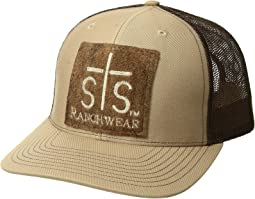 STS Ranchwear Patch Ball Cap