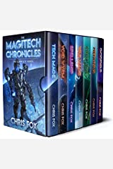 The Complete Magitech Chronicles: Books 1-7 in the Epic Space Fantasy Saga (Chris Fox Bundles) Kindle Edition