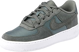 Nike Australia Air Force 1-1 Boys Trainers, Mineral Spruce/Mineral Spruce-White
