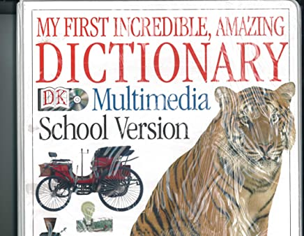 My First Incredible, Amazing Dictionary School Ver