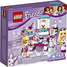 LEGO Friends Stephanie's Friendship Cakes 41308 Building Kit with 94 Pieces (Small Set)