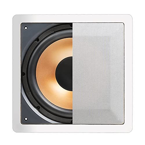 In Wall Subwoofer >> In Wall Subwoofer Amazon Com
