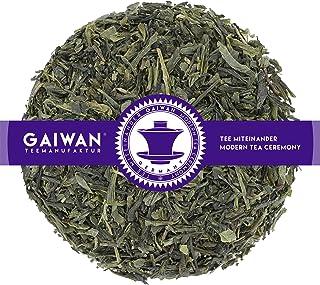 "N° 1303: Tè verde in foglie ""Sencha Fukuyu"" - 1 kg - GAIWAN® GERMANY - tè in foglie, tè verde dal Giappone, tè giapponese, 1000 g"
