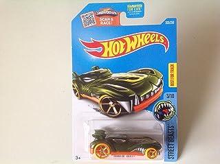 Hot Wheels Treasure Hunt Street Beasts Howlin' Heat Green #203/250