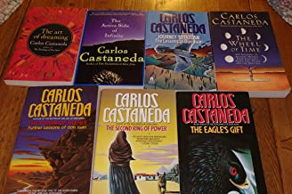 CARLOS CASTANEDA COLLECTION : Journey to Ixtlan, Active Side of Infinity, Art of Dreaming, Wheel of Time, Power of Silence...