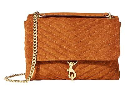 Rebecca Minkoff Edie Flap Shoulder Bag (Equestrian) Handbags