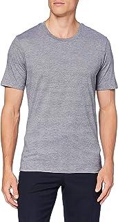 Selected Men's Slhtheperfect Mel Ss O-Neck Tee B Noos T-Shirt