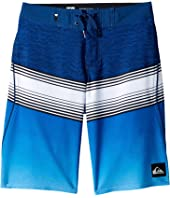 Quiksilver Kids - Division Fade Boardshorts (Big Kids)