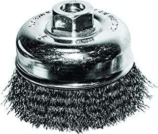 Century Drill and Tool 76213 Fine Drill Cup Wire Brush 1-3//4-Inch