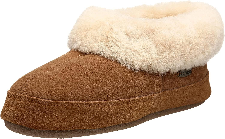 Acorn, Pantofole Donna Marronee Walnut 43