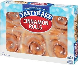 Tastykake Cinnamon Rolls, 14.4 oz by Tastykake
