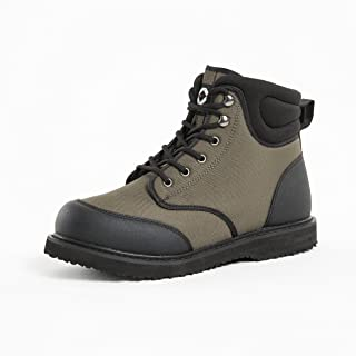 Duck and Fish Men's Sticky Rubber Sole Wading Shoe
