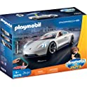 Playmobil Porsche Mission E with Rex Dasher