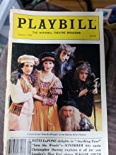 Playbill: The National Theatre Magazine. Vol. 88, No. 2 (February 1988) Into the Woods [Martin Beck Theatre]
