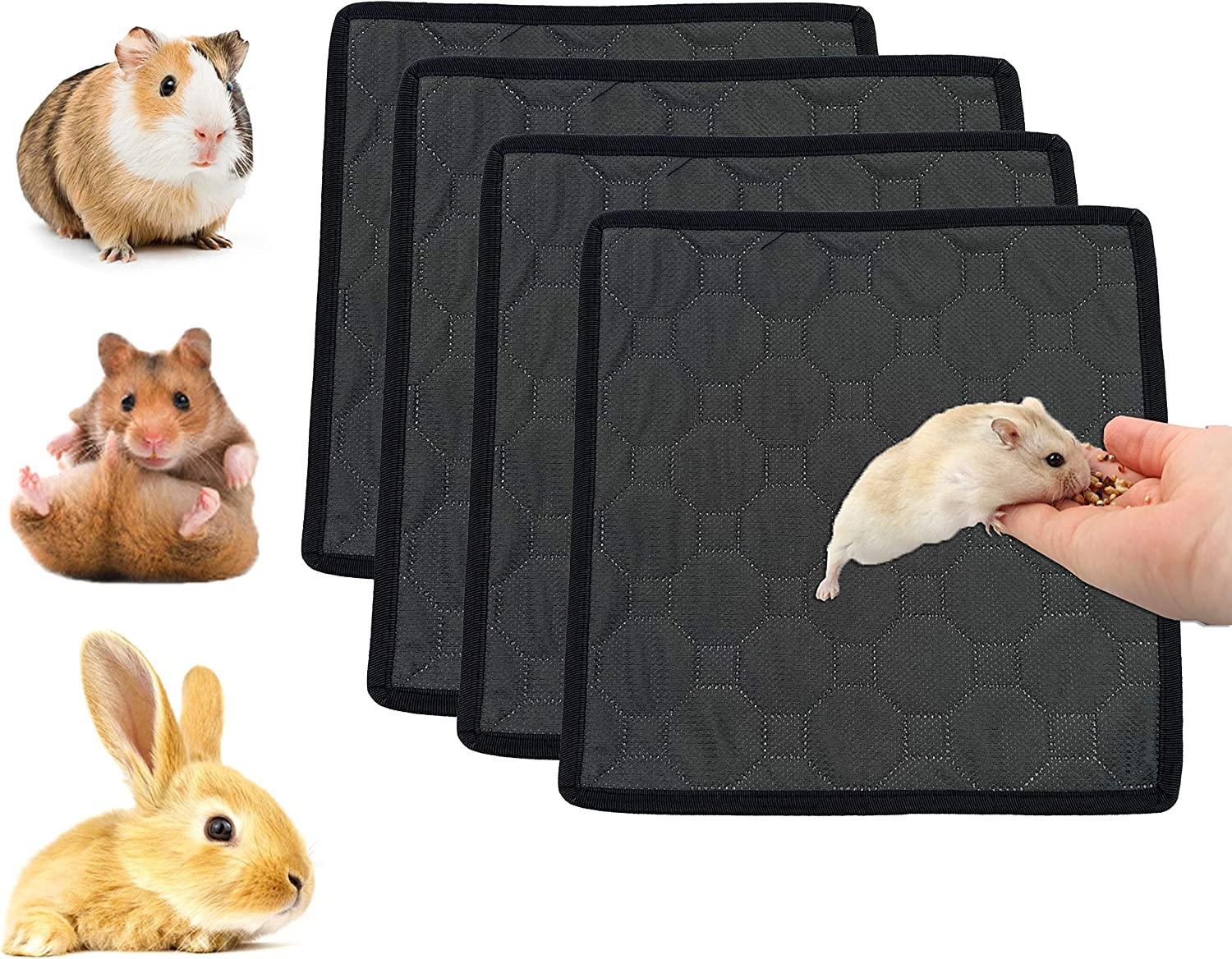 Max 77% OFF STTQYB Max 71% OFF Guinea Pig Cage Liner Fleece for Liners