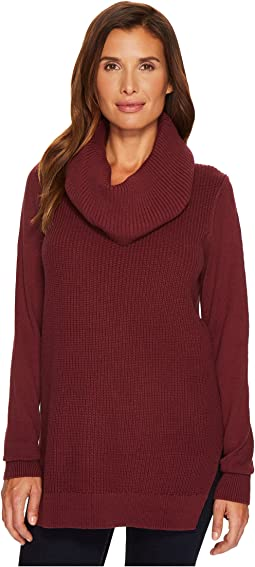 MICHAEL Michael Kors - Shaker Long Sleeve Cowl Sweater