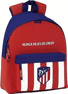 Mochila juvenil Atlético De Madrid Oficial 330x150x420mm