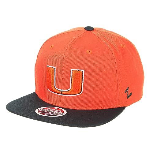 0800435e ZHATS NCAA Mens Z11 Invert Snapback Hat