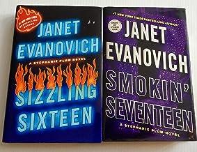 2 Books! 1) Sizzling Sixteen 2) Smokin' Seventeen