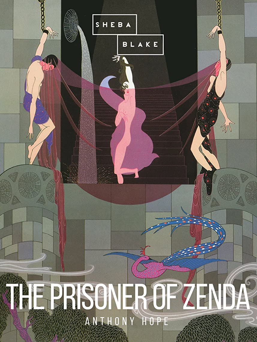 支給植物学者やろうThe Prisoner of Zenda (English Edition)