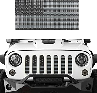Best american flag grille insert jeep Reviews