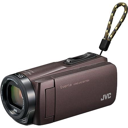 JVCKENWOOD JVC ビデオカメラ Everio 耐衝撃 耐低温 32GB ブラウン GZ-F270-T