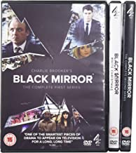 Black Mirror - Series 1-2 and Special Region2 Requires a Multi Region Player