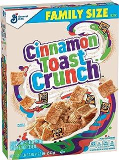 Cinnamon Toast Crunch, Cereal with Whole Grain, 19.3 oz