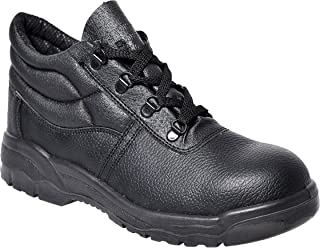 Portwest Mens Steelite Protector S1P Safety Boot Shoes - EN safety certified