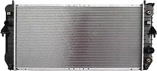 ECCPP Auto Parts Plastic Aluminum Replacement Radiator for 2000 2001 2002 2003 Pontiac Bonneville Sedan SSEi