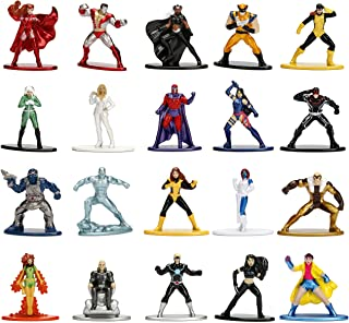 Jada Marvel X-Men 20 Pack Die-Cast Figures, 1.65